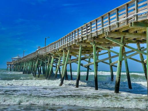 Oceanana Pier - Photo by Gene Gallin