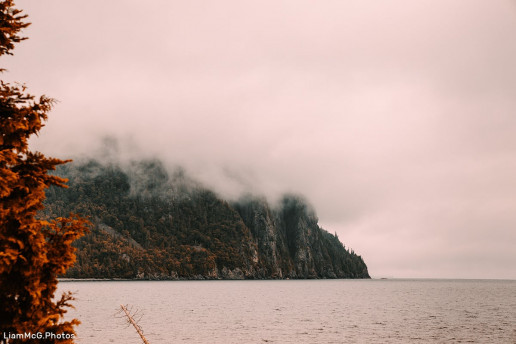 Old Woman Bay - Photo by Liam