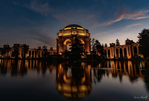 Palace of Fine Arts - Photo by Brian Blackwell