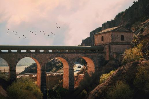 Patones Viaduct - Photo by Héctor Martínez