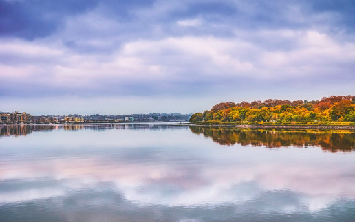 Peace Bridge View - Photo by K. Mitch Hodge