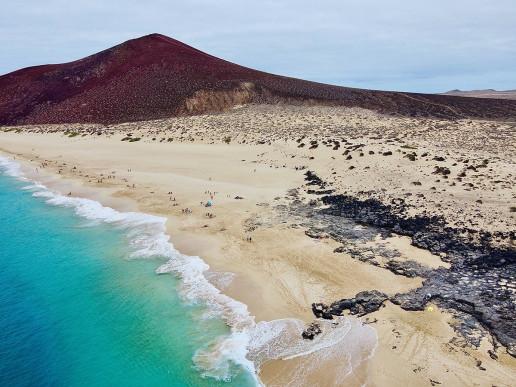 Playa de las Conchas - Photo by Jorge Fernández Salas