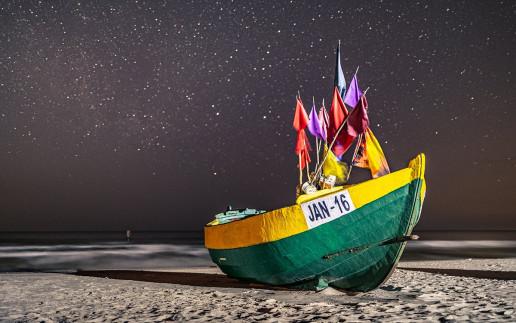 Plaża Jantar - Photo by Marek Piwnicki