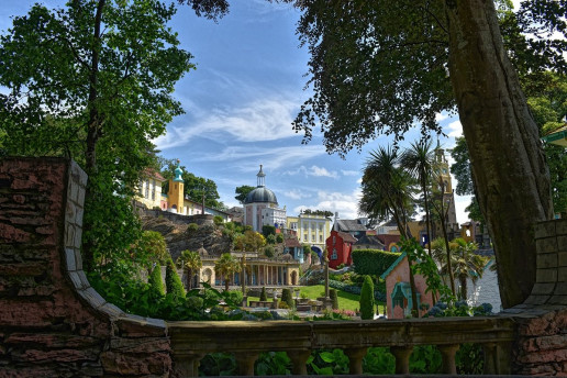 Portmeirion - Photo by Mike Cassidy