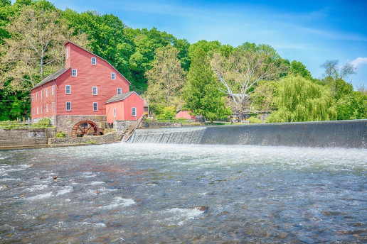 Red Mill - Photo by Keith Luke