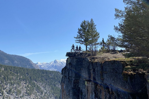 Rim Trail - Photo by Warren
