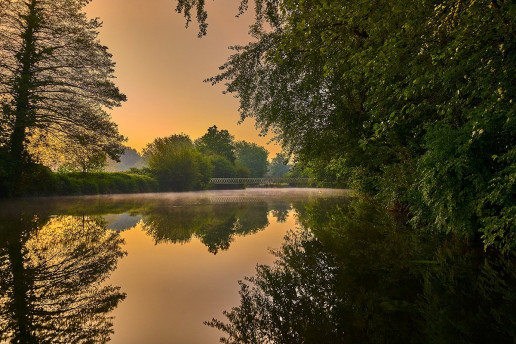 River Stour - Photo by JackPeasePhotography