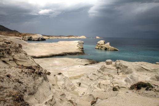 Sarakiniko Beach - Photo by Klearchos Kapoutsis