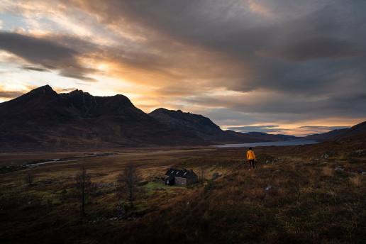 Shenavall Bothy - Photo by James Eades