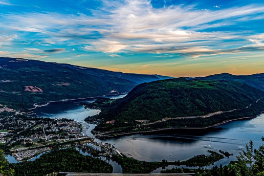 Sicamous Lookout - Photo by Scott Goldsworthy