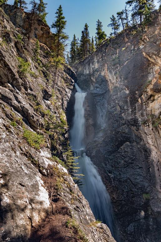 Silverton Falls - Photo by Eric Harrison