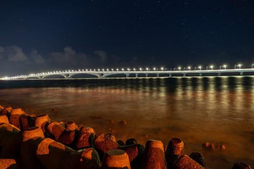 Sinamalé Bridge - Photo by Mohamed Sameeh