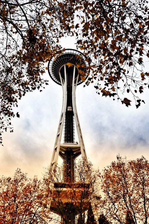 Space Needle - Photo by Light Shuffle Photography