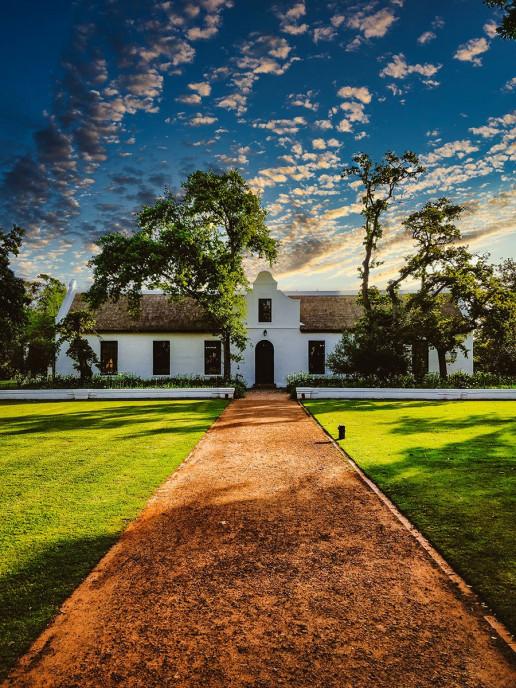 Spier Wine Farm - Photo by Patrick Baum