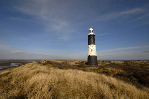 Spurn Point Lighthouse - Photo by Bryan Ledgard