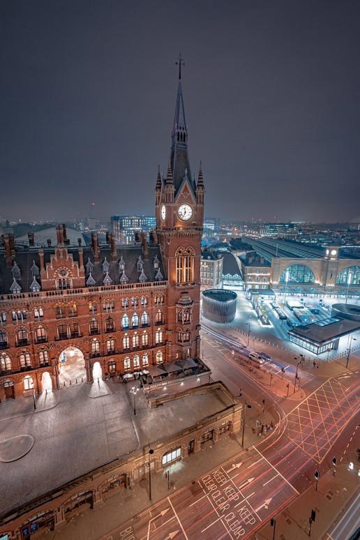St. Pancras International - Photo by Alex Tai