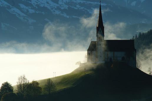 St. Pankraz Chapel - Photo by Florian Haun