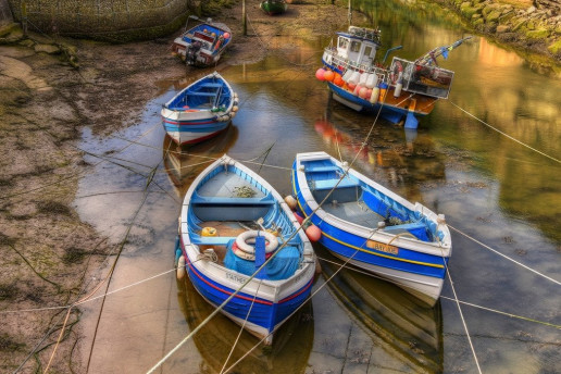 Staithes Beck - Photo by Mike Cassidy