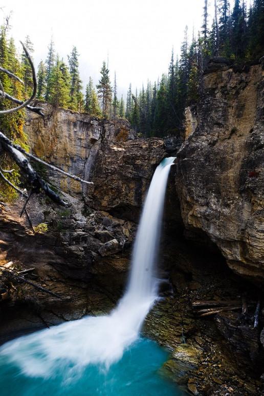 Stanley Falls - Photo by Ezra Jeffrey-Comeau