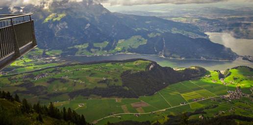 Stanserhorn Summit - Photo by Giulia Peter