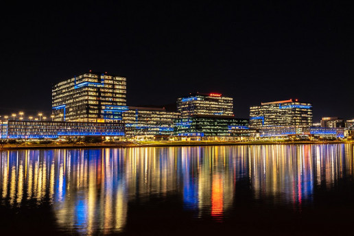 Tempe Town Lake - Photo by Jimmy Larry