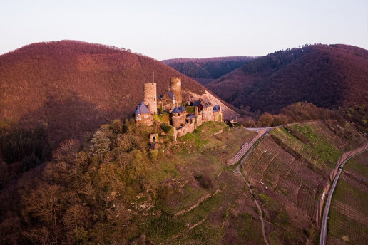 Thurant Castle - Photo by Karsten Würth