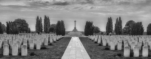 Tyne Cot Cemetery - Photo by Eric Huybrechts