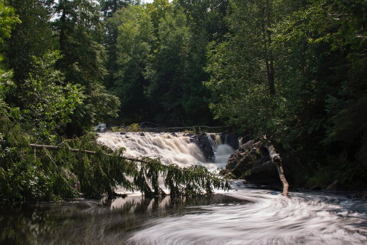 Upson Falls - Photo by Jacob Kiesow