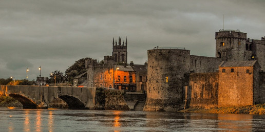 View of King John's Castle - Photo by Shane Dowling