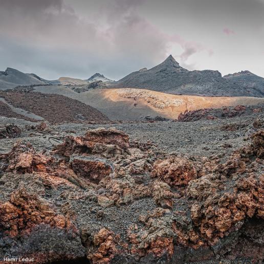 Volcán Chico - Photo by Henri Leduc