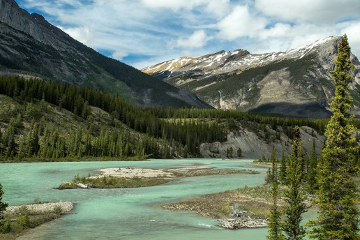 Warden Lake Trail - Photo by Sheila Sund