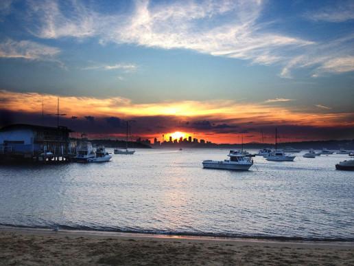 Watsons Bay Beach - Photo by Dean Croshere