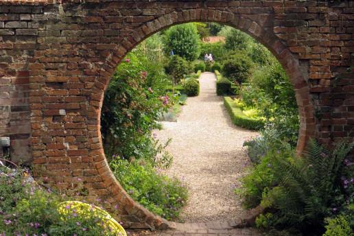 West Green House Garden - Photo by Steve Daniels
