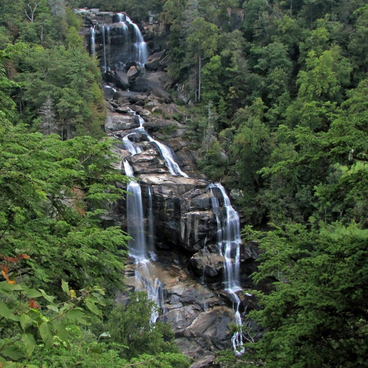 Whitewater Falls - Photo by Daniel Hass