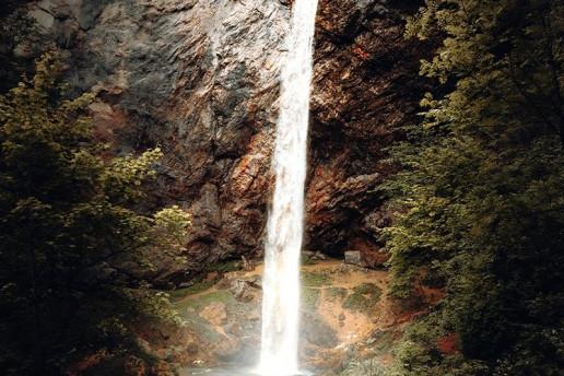 Wildensteiner Wasserfall - Photo by Daniel J Schwarz