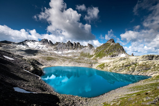 Wildsee - Photo by Boris Baldinger