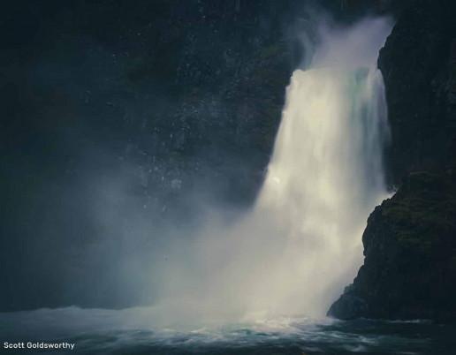 Wilson Creek Falls - Photo by Scott Goldsworthy