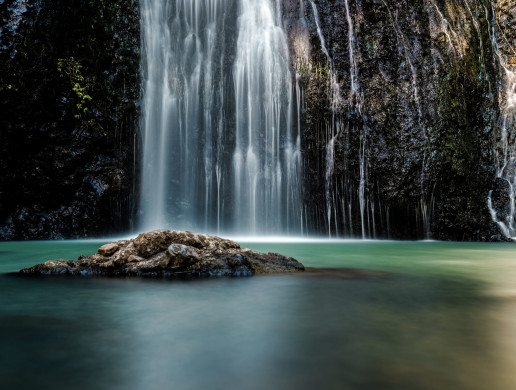 Kitekite Falls - Photo by Amir