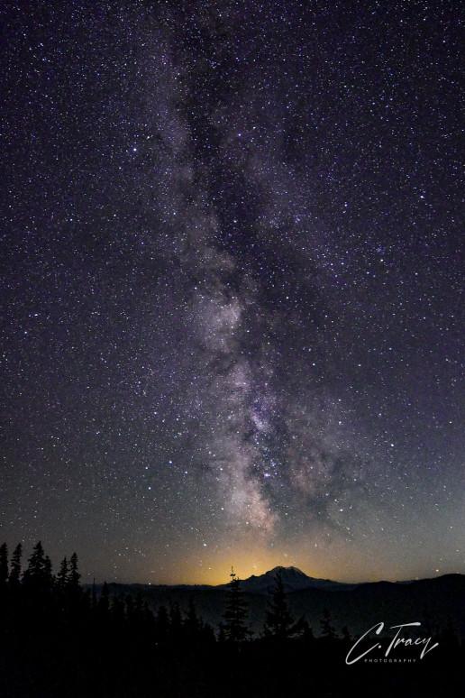 Wenatchee National Forest by Darthdadious