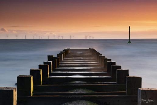 Crosby Beach by Richie Brown