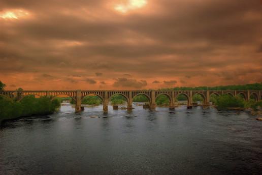 ACL Railroad Bridge - Photo by Kwhopson