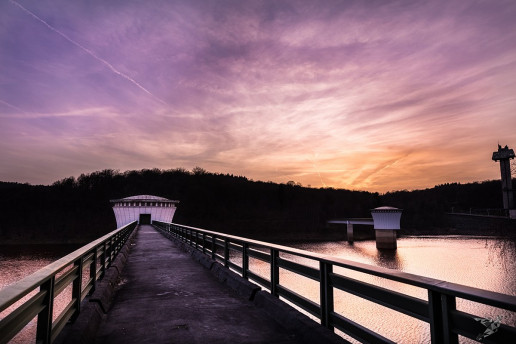 Barrage de la Gileppe - Photo by Benjamin Photographe