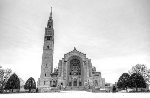 Basilica of the National Shrine of the Immaculate Conception - Photo by Craig Fildes