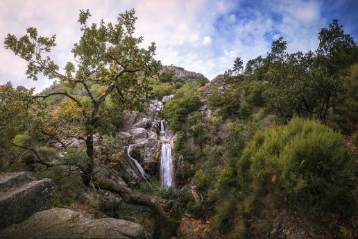 Cascata do Arado - Photo by Javier Díaz Barrera