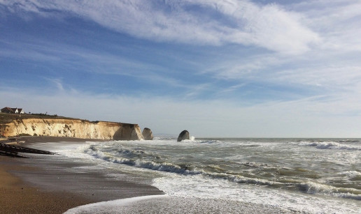 Freshwater Bay - Photo by Paul Coueslant