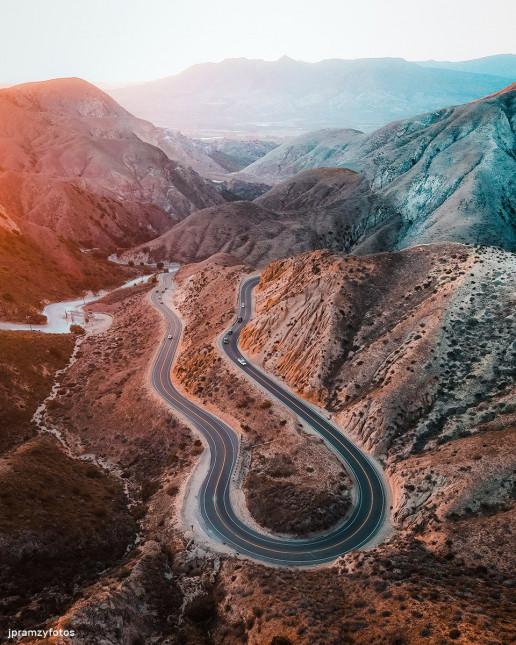 Grimes Canyon Overlook - Photo by JP Ramirez
