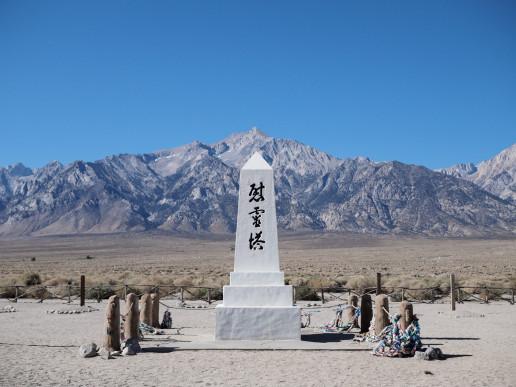 Manzanar National Historic Site - Photo by Edoardo Frezet