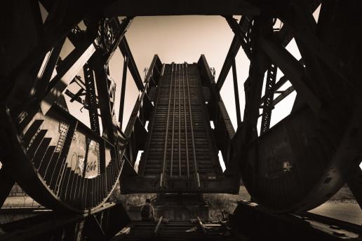 Smith Falls Bascule Bridge - Photo by Shawn M. Kent