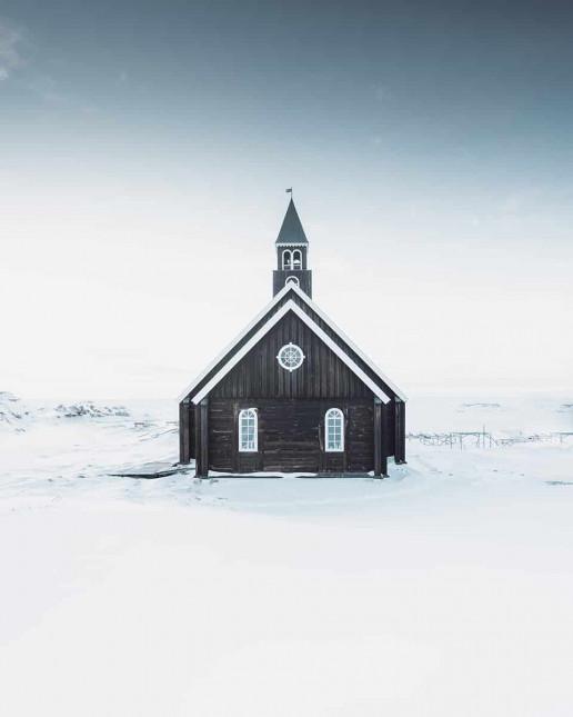 Zion's Church - Photo by Luke Stackpoole