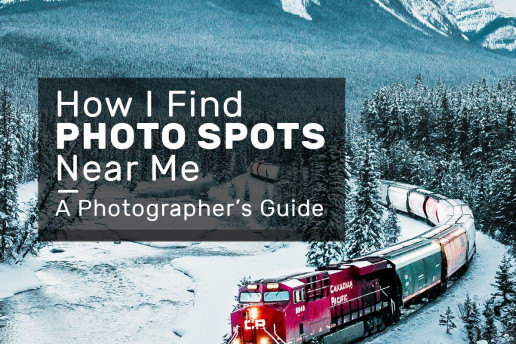 How I Find Photo Spots Feature Image